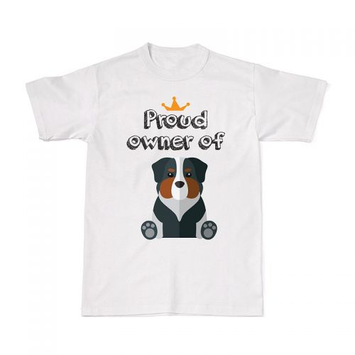Proud Dog Owners Tee - Australian Shepherd