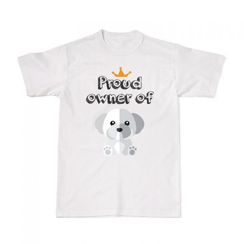 Proud Dog Owners Tee - Maltese