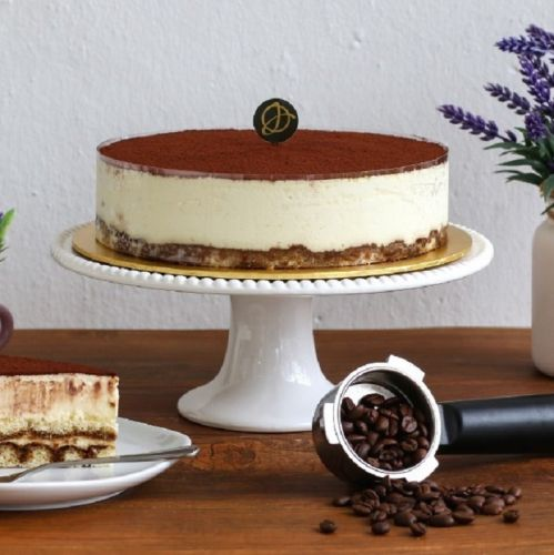 The Tiramisu Cake