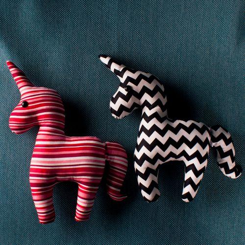 Handmade Animal Plush Toys