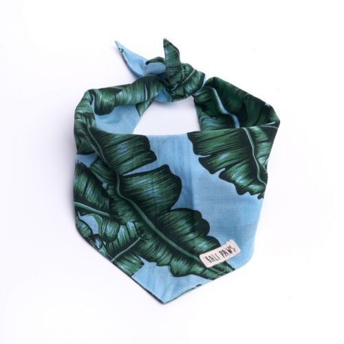 Splash of Blue Pet Bandana