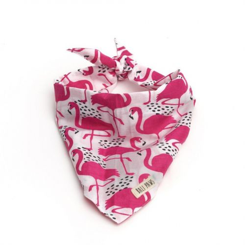 Flapper Flamingo Pet Bandana