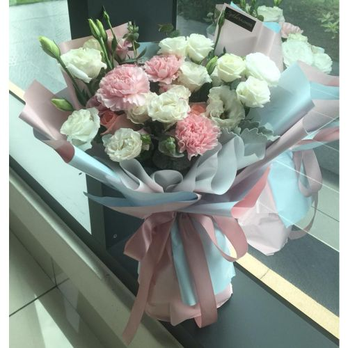 Light Pink Bouquet (Mother's Day)