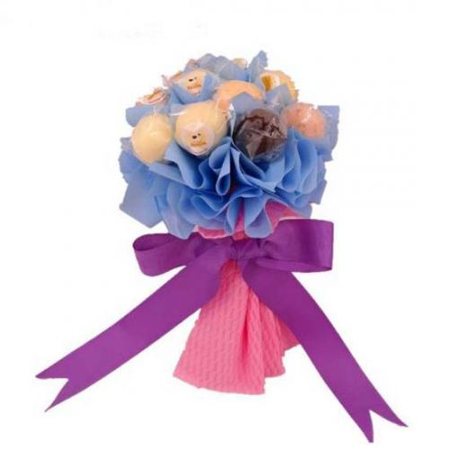 Cool Bouquet Ice Cream Lollipops