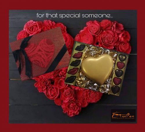 Etoiles Chocolates - Love Box