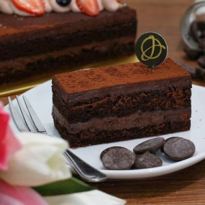 The Gianduja Chocolate Cake