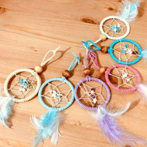 Handmade Pastel Dreamcatcher
