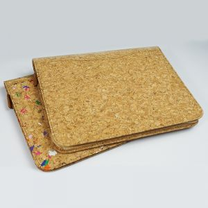 EcoQuote Stylish Folder Handmade Cork Eco Friendly Material Great For Vegan