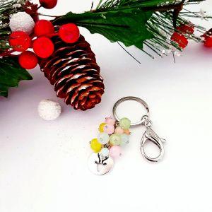 Christmas Candylicious Keychain