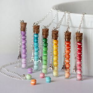 Candy Miniature Handmade Necklace