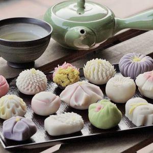 Nerikiri Gift Set (Japanese Dessert )