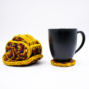 Sisal Weave Coaster