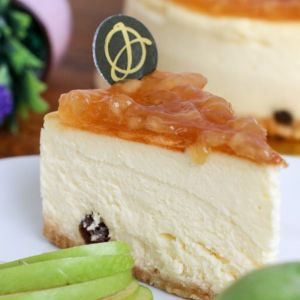 Apple Cheese Cake