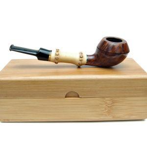 Handmade Exclusive Smoking Pipe ( Bamboo Series )