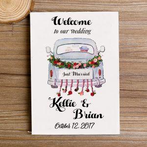 Wedding  - Rose Automobile