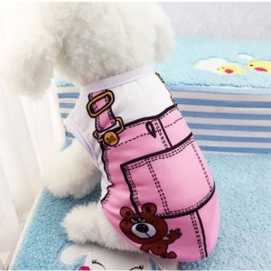 Handmade Pet Summer Cloth