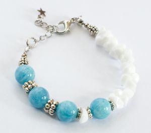 Handmade Pastel Bracelet