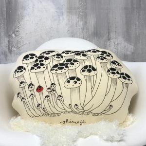 Vegetable Shimeji Plushy Pillow