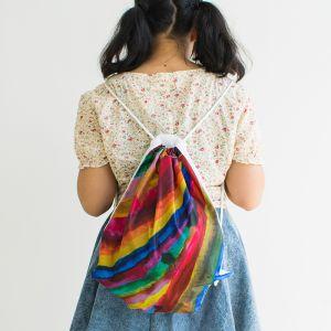 Art Inspired Designer Drawstring Bag