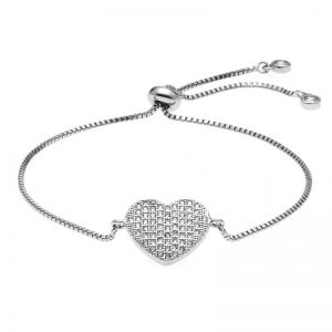 Luna Adore Adjustable Chain Bracelet