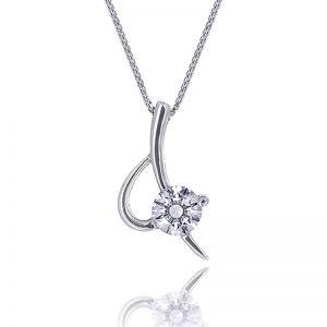 Premium Eternal Blade Pendant Necklace