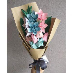 Paper Flowers Delicate Premium