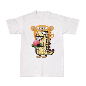 Zodiacs - Monkey T-shirt