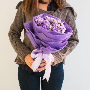 Statice Hand Bouquet