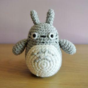 Crochet Totoro Amigurumi