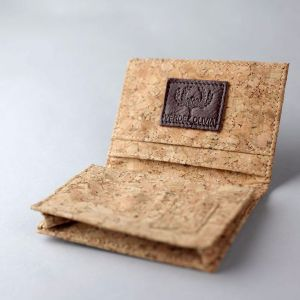 Personalised Cork Card Holder